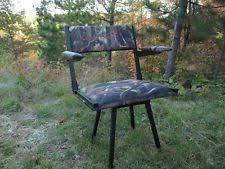 Reflective Deer Blind Chair Blinds Ebay