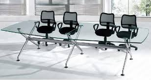 Glass Top Conference Table Glass Top Conference Table Model Qoa Cl306 Furnitures Malaysia