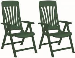 Armchair Position Buy Resol Blanes Folding Multi Position Garden Armchair Green