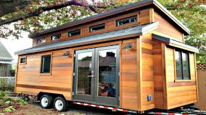 tiny house on wheels energy efficient creative storage small