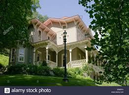 Italianate Style House 1860 Italian Villa Style House Of Industrialist Philanthropist