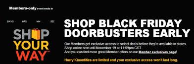 best black friday deals on craftsman drill sears black friday 2012 doorbusters on sale now
