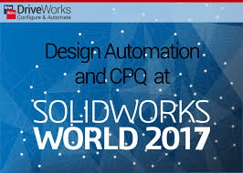 presentations at solidworks world 2017 driveworks