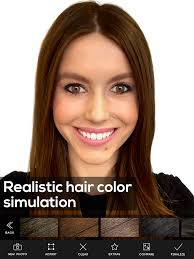 hair color simulator hair color studio android apps on google play