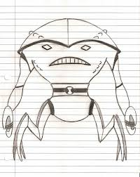 ben 10 alien force brainstorm kilotonnage deviantart