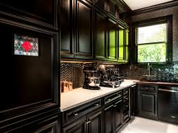 accessories tasty black kitchen ideas canisters