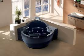 bathroom best whirlpool tubs reviews with decorative plants under