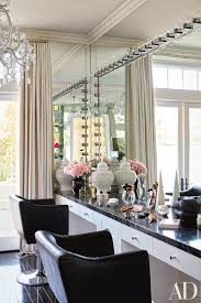khloé kardashian gives a house tour to u0027architectural digest u0027 celebuzz