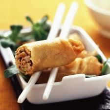 cuisine chinoise nems nems au poulet cuisine plurielles fr