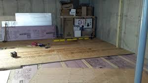basement subfloor options basement decoration by ebp4