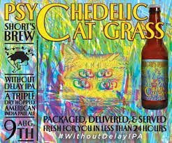 psychedelic cat grass accounts 2017 short u0027s brewing company