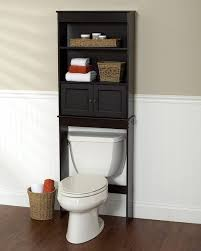 Bathroom Standing Shelves by Bathroom Cabinets Over The Commode Shelves Free Standing