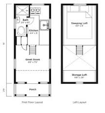 400 square foot house floor plans living large in 117 square feet