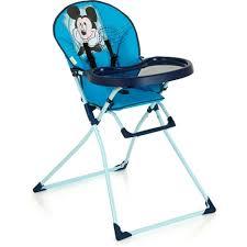 chaise haute pliante b b chaise haute pliante bébé disney mickey hauck pas cher à prix auchan