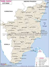 Tennessee Area Code Map by Cities In Tamil Nadu Tamil Nadu Cities Map