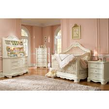Nursery Crib Furniture Sets Baby Nursery Decor Wooden Component Baby Crib Nursery Sets All