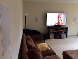 living room theater design u0026 install in redmond u0026 bend oregon
