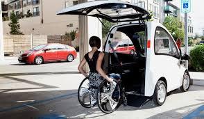 siege pour handicapé la kenguru la voiture urbaine adaptée aux personnes en fauteuil