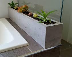 large concrete planter rectangular large concrete planter trough 900mm x 300mm x