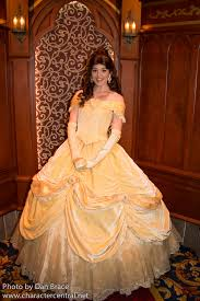 belle disney character central