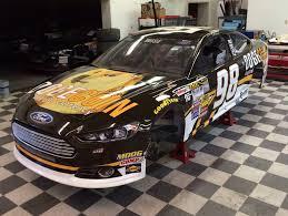 Doge Car Meme - completed nascar racer is stunning promotion for dogecoin