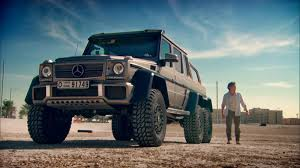 mercedes benz 6x6 top gear online richard hammond tests the mercedes benz g63 amg 6x6