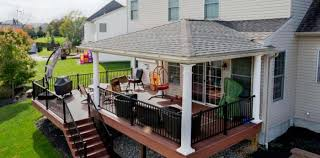 house with a porch porch roof designs