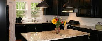 granite countertop kitchens with maple cabinets ge profile slide