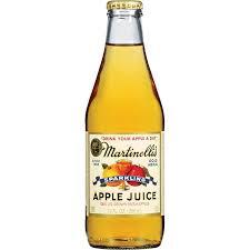 bulk sparkling cider martinelli s sparkling apple juice 10 oz 24 ct