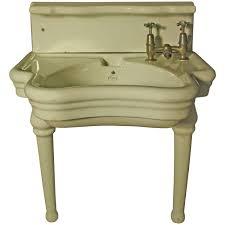 rare english barber shop wash basin or sink by elegan for sale at