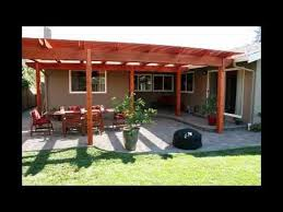 Yard Patio Building A Back Yard Patio With Pergola Youtube