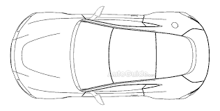 patent filing could reveal design for next aston martin vantage