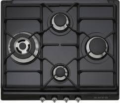 Smeg Induction Cooktops Smeg Sra964ngh 60cm 4 Buner Black Enamel Victoria Gas Cooktop