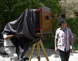 chambre photographie galerie le carré d le collodion humide