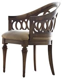 Hooker Bathroom Vanities by Hooker Furniture Melange Cambria Chair Traditional Dining