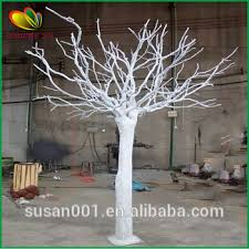 cheap price artificial tree trunk no leaves fiberglass artificial