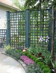 Backyard Privacy Screens Trellis 103 Best Privacy Fencing Images On Pinterest Garden Ideas Small