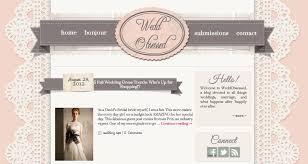 wedding planner websites website design wedding planners