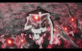 who is the beast titan anime spoilers attack on titan s2e01 the beast titan anime