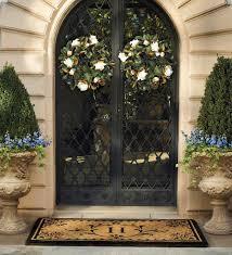 Front Door Metal Decor Decoration Front Door Decor House Front Doors Beautiful Front