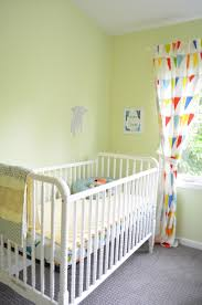 White Curtains Nursery by Bedroom Interesting Nursery Room Design Using White Jenny Lind
