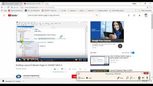 layout design in mvc 4 how to add master page or layout razor page in mvc 5 youtube