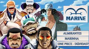 one piece one piece almirantes marinha player solo youtube