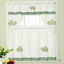 Sunflower Valance Curtains Sunflower Valance Kitchen Curtains Home Design Ideas
