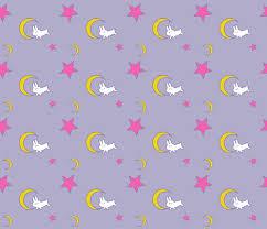bed sheet fabric usagi s bed sheets small print edition sailor moon rabbit moon