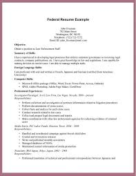 federal resume templates efficiencyexperts us