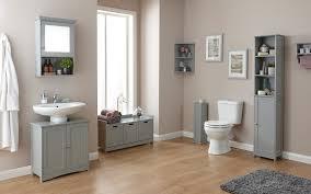 Bathroom Furniture Storage Grey Wood Bathroom Furniture Colonial Range Cupboards Storage