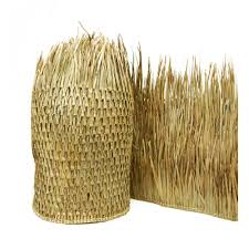 tiki home decor backyard x scapes 30 in x 60 ft mexican thatch runner roll hdd