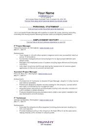 monstercom resume templates resume format resume templates resume