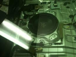 lexus ct200h speaker upgrade my mark levinson replacements woofer and front door speakers